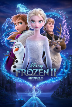 Enter for your chance an exclusive screening for Frozen 2 on November 23rd at Landmark Cinemas!