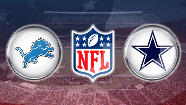 Enter for your chance to win four tickets to see the Dallas Cowboys take on the Detroit Lions on November 17!