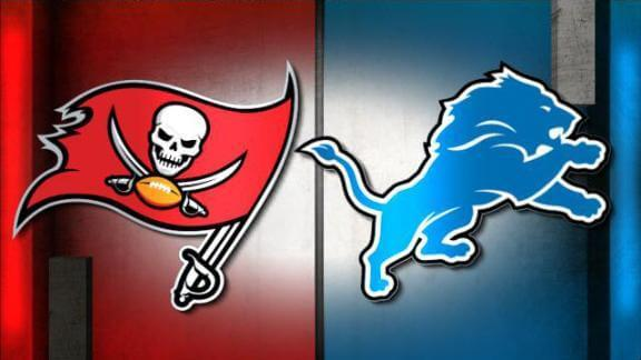Enter for your chance to win four tickets to see the Tampa Bay Buccaneers take on the Detroit Lions on December 15!